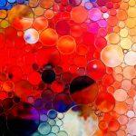 Wie man mit Öl und Wasser farbenfrohe künstlerische Bilder erstellt